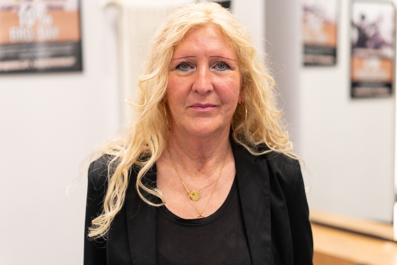 Anja Webel, Filiale hermeskeil, Friseur