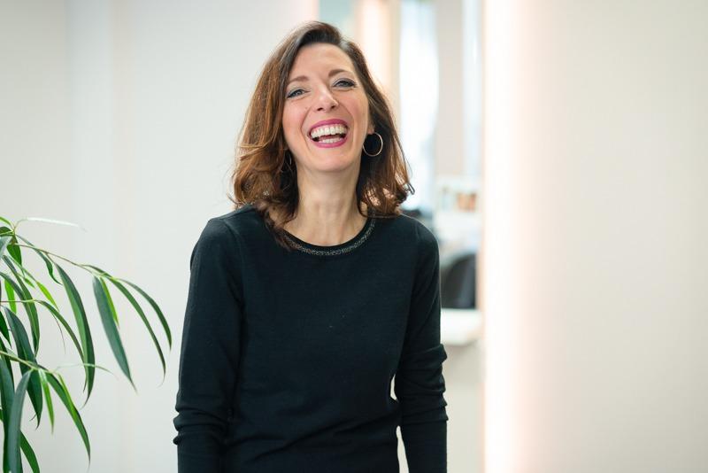 Nicole Haen, Bezirksleitung