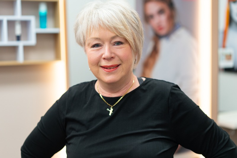 Maria Freidinger, Filiale Landstuhl, Salonleitung