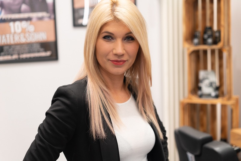 Admira Husic, Filiale Hermeskeil, Salonleitung
