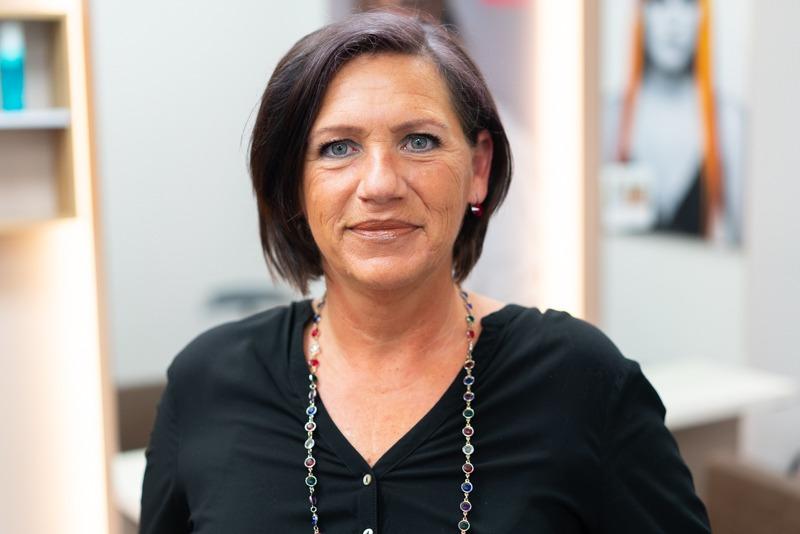 Andrea Hentze-Heckmann, Filiale Landstuhl, stellvertretende Salonleitung