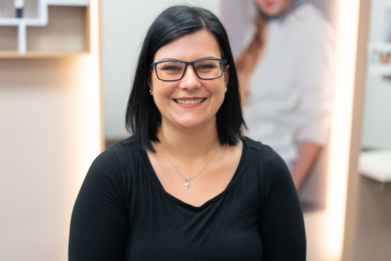 Rebecca Burkhard, Filiale Landstuhl, Friseur